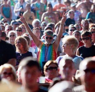 Celebrarán los 50 años de Woodstock con un festival en Nueva York