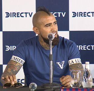 [VIDEO] Vidal cerró un gran año en Barcelona