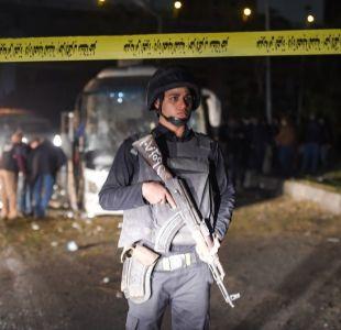 La policía egipcia mata a 40 terroristas tras ataque a turistas en Guiza