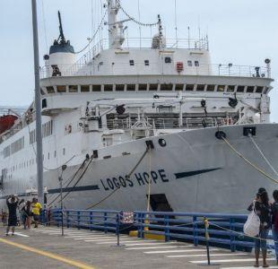 La biblioteca flotante más grande del mundo llegará a Chile durante el verano