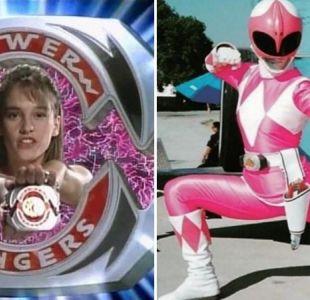 [FOTOS] Así luce en la actualidad Amy Jo Johnson, la Power Ranger Rosa