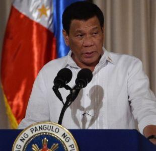 Presidente filipino confesó haber agredido sexualmente a una empleada doméstica