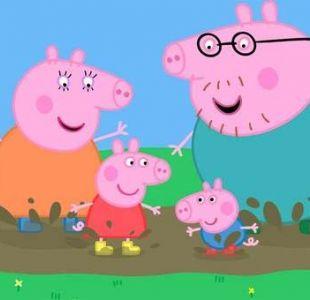 China celebra el año del cerdo con una película de Peppa Pig