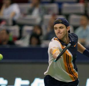 Nicolás Jarry inicia el 2019 con triunfo en su debut en Doha