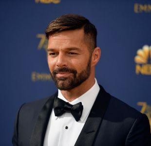 Ricky Martin presenta a su primera hija: Estamos completamente enamorados de nuestra beba