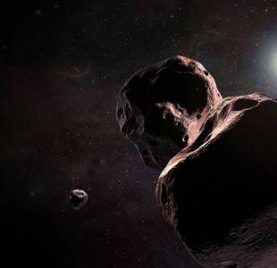 La NASA abre 2019 con histórico vuelo sobre el cuerpo celeste más distante