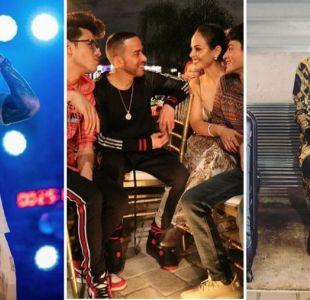 [FOTOS] Así celebraron el año nuevo las figuras del reggaetón