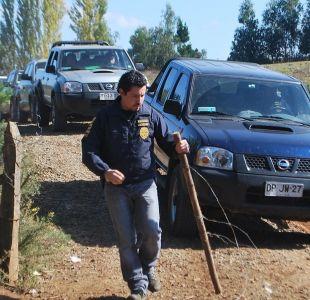 PDI investiga muerte de lonco mapuche: su cuerpo fue encontrado en camino rural de La Araucanía