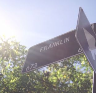 [VIDEO] Conociendo la historia de calle Franklin