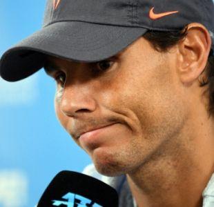 [VIDEO] Rafael Nadal renuncia a jugar el torneo de Brisbane por lesión