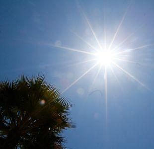 Ola de calor en la zona central: Estas serán las máximas región por región
