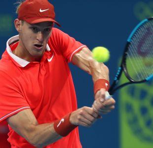 [VIDEO] Nicolás Jarry cae ante Stanislas Wawrinka en segunda ronda de Doha