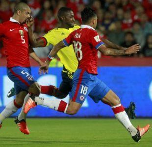 [VIDEO] El calvario que vive el colombiano Jackson Martínez por culpa de Francisco Silva