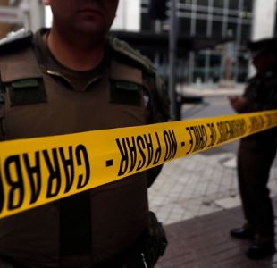 Niño de tres años muere tras ser atropellado en Cerrillos