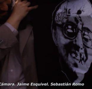 [VIDEO] Boric se disculpa por polera con imagen de Jaime Guzmán