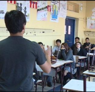 [VIDEO] Polémica por pago de bono a profesores