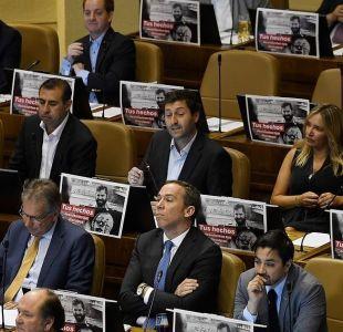 Coloma exige disculpas a Boric en la Cámara por Jaime Guzmán
