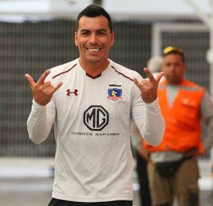 Esteban Paredes: Mientras más delanteros haya en Colo Colo, mejor