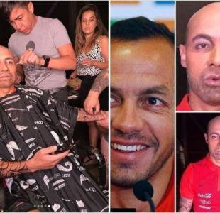[VIDEO] Marcelo Díaz muestra cómo se transformó en Jorge Sampaoli