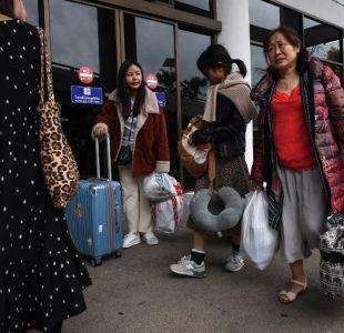 Tailandia: Tormenta Pabuk deja cientos de turistas atrapados en el país