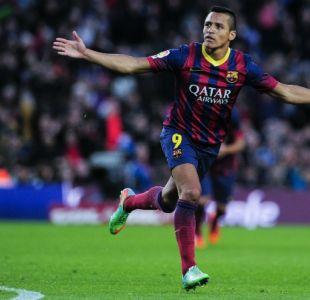 [VIDEO] El logro de Alexis en FC Barcelona por el que puede ir Arturo Vidal