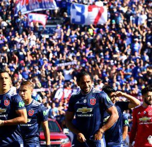 Universidad de Chile arrasa como el equipo que más público llevó al estadio en 2018