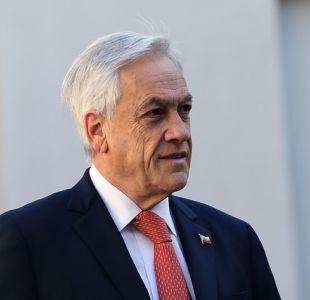 Presidente Piñera: El Estado no tiene derecho a pretender hegemonizar las tareas educativas