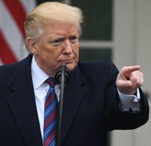 """Trump dice estar """"preparado"""" para un largo cierre de gobierno"""