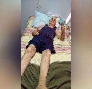 [VIDEO] Está enfermo y quiere volver de Venezuela