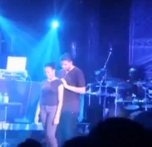 """La polémica de Drake al """"manosear"""" a una menor de edad en uno de sus conciertos"""