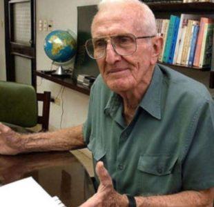 """Fallece """"Gallego"""" Fernández, dirigente histórico de la Revolución Cubana"""