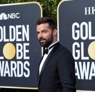 [FOTO] Ricky Martin sorprende junto a su hija Lucia en la previa de los Globos de Oro 2019