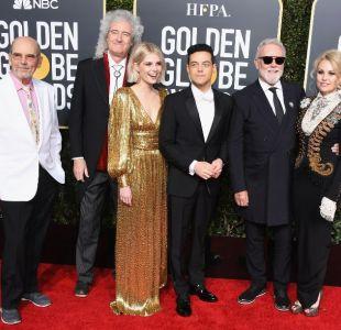 [FOTO] Globos de Oro: El festejo de los integrantes de Queen por el triunfo de Bohemian Rhapsody
