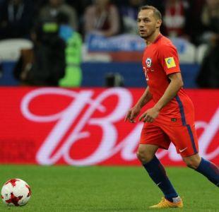 """[VIDEO] Marcelo Díaz: """"Tengo claro que a mí me sacaron de la Selección"""""""