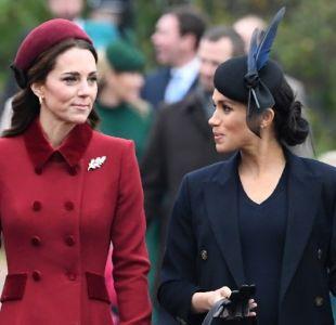Por qué Meghan Markle no tendrá a su bebé en el mismo hospital que Kate Middleton