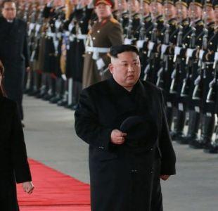 Kim Jong- un viaja a China antes de una eventual cumbre con Trump