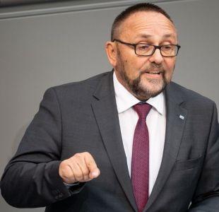 Diputado de extrema derecha herido en ataque en Alemania