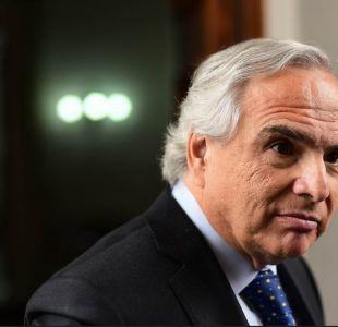 Piden renuncia de Andrés Chadwick
