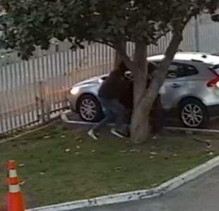 [VIDEO] Delincuentes hicieron 11 portonazos en solo 4 días