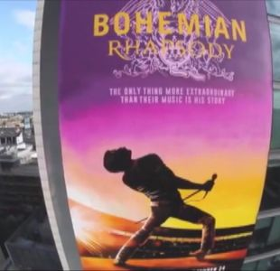 [VIDEO] Bohemian Rhapsody y la locura mundial por Freddie Mercury