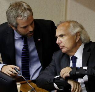 Gonzalo Blumel descarta cambio de gabinete
