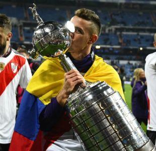 River le recuerda a Boca la final de Copa Libertadores