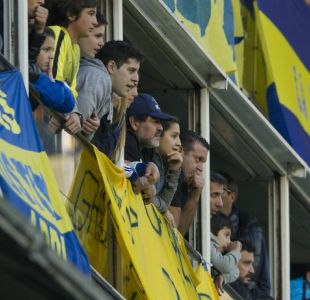 [VIDEO] Boca Juniors desea que Diego Maradona acompañe al equipo en un entrenamiento