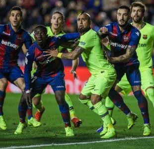 [VIDEO] ¿Arturo Vidal de 9? La posibilidad que evalúa Ernesto Valverde en FC Barcelona