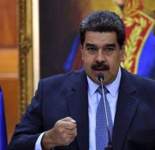 [VIDEO] Nicolás Maduro tilda de pichón de Pinochet y fracasado a Presidente Piñera
