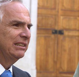[VIDEO] Piñera respalda a ministro Chadwick