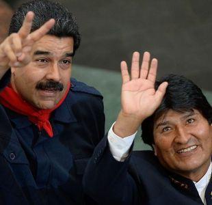 La historia detrás de la eterna lealtad de Evo Morales a la Revolución bolivariana de Venezuela