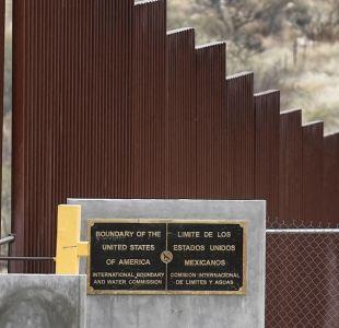 Cómo es el muro que ya existe en la frontera entre México y Estados Unidos