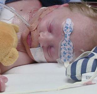Pensar en otro hijo nos tomó 5 años: padres que perdieron primer bebé luchan por salvar al segundo