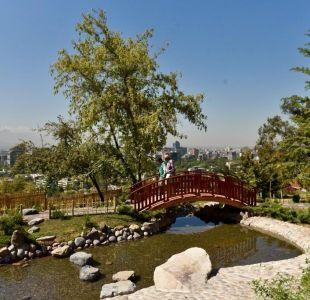 Jardín Japonés del Parque Metropolitano abre tras dos años cerrado